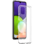 SFR-Coque transparente pour Samsung Galaxy A22 4G