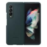 SFR-Coque silicone pour Samsung Galaxy Z Fold3 5G vert