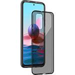 SFR-Coque Transparente noir fumé Xiaomi Redmi 10 4G