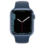 Apple Watch Couleur Bleu
