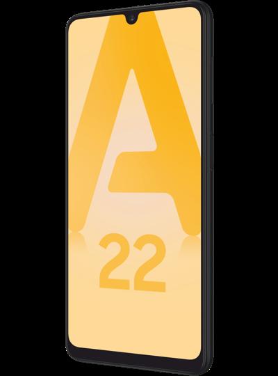 SAMSUNG Galaxy A22 noir
