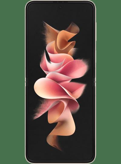 SAMSUNG Galaxy Z Flip 3 5G creme