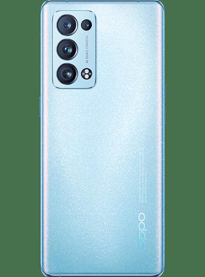 OPPO Reno6 PRO 5G bleu
