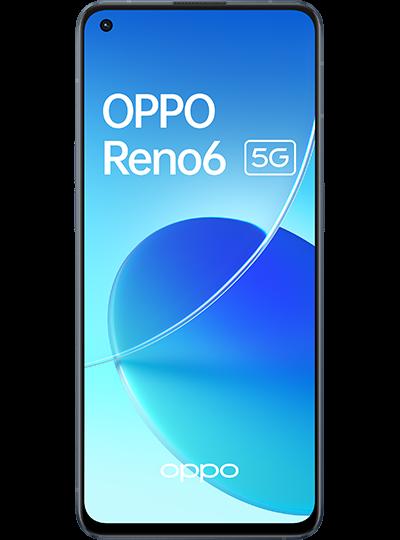 OPPO Reno6 5G noir