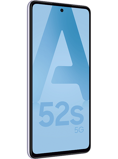 SAMSUNG Galaxy A52s 5G violet