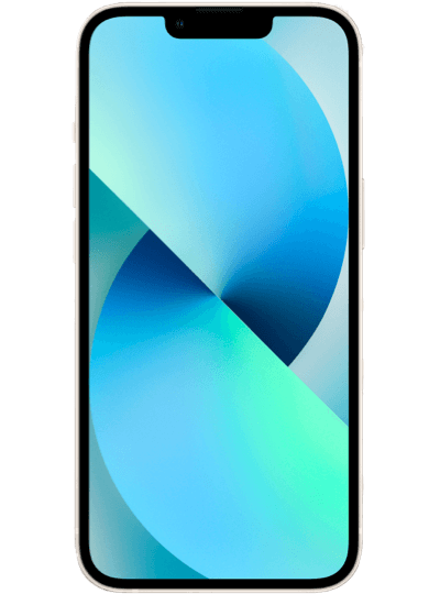 APPLE iPhone 13 mini blanc
