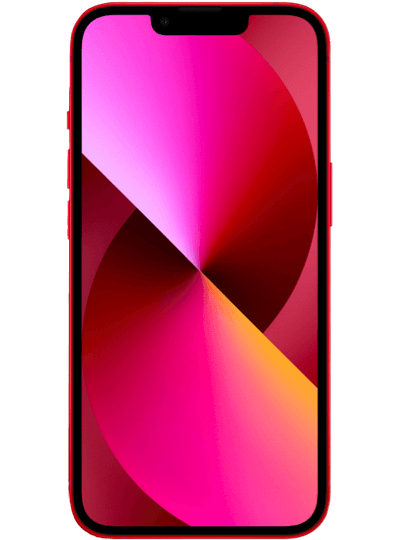 APPLE iPhone 13 rouge