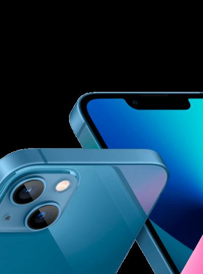 APPLE iPhone 13 bleu