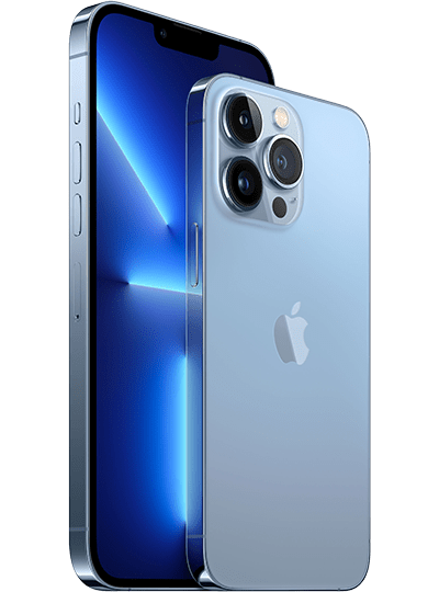 APPLE iPhone 13 Pro bleu