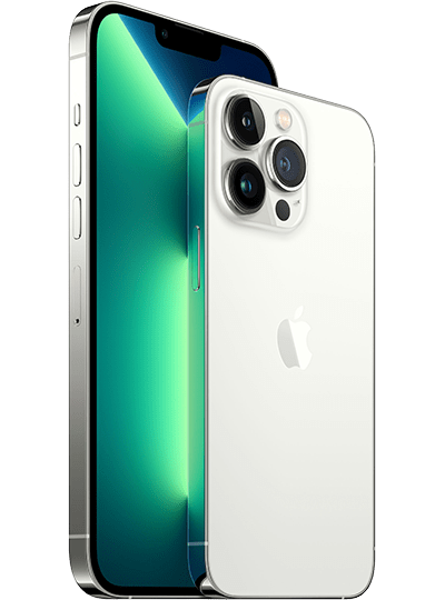 APPLE iPhone 13 Pro Max argent