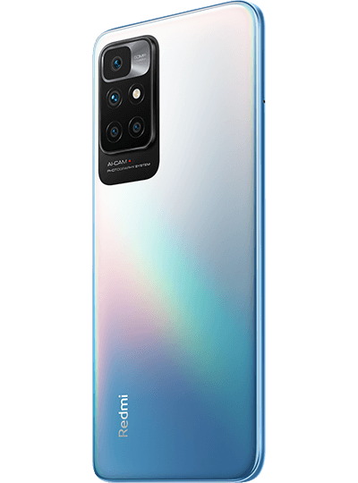 Xiaomi Redmi 10 bleu