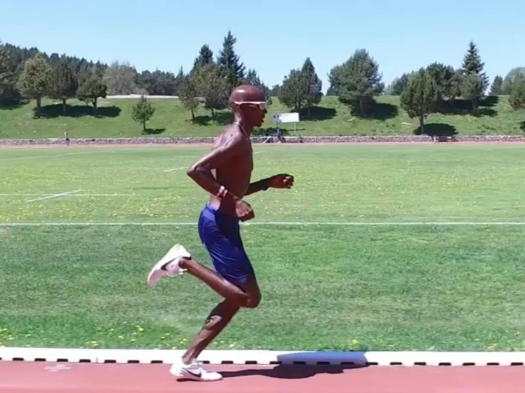 Mo Farah reste le roi du 10 000m — Athlétisme Mondiaux d'athlétisme