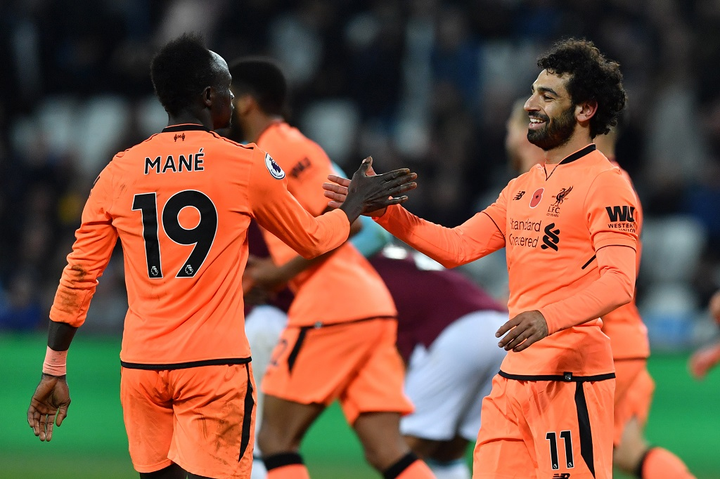 Liverpool domine West Ham