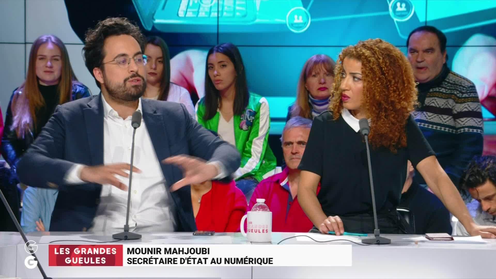 Mounir Mahjoubi candidat à la mairie de Paris