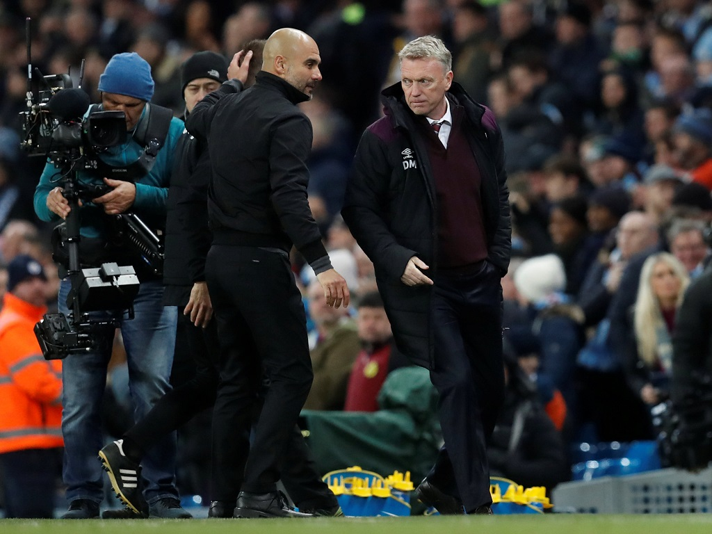 P.League - Manchester City surclasse West Ham
