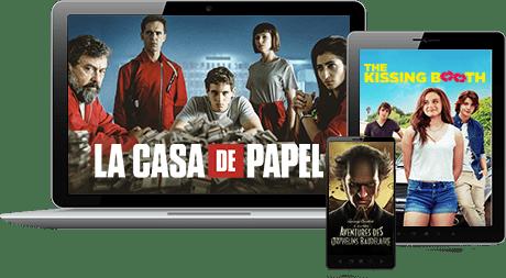 Series Netflix sur tous vos écrans