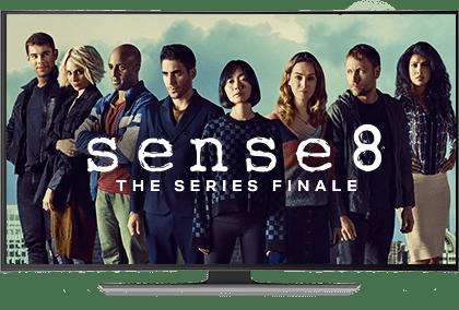 Series Netflix sur votre TV