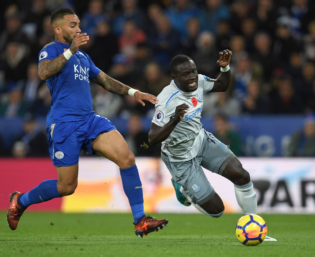 Niasse risque deux matches de suspension — Everton