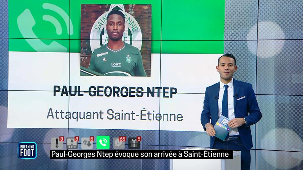 L1/22e journée : Saint-Etienne défait à Nice, malgré M'Vila et Ntep