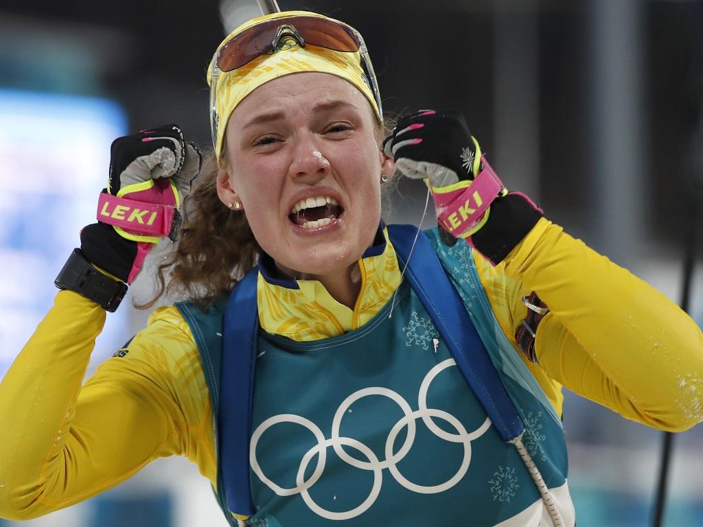 Hanna Öberg surprend les favorites dans l'individuelle 15 km !