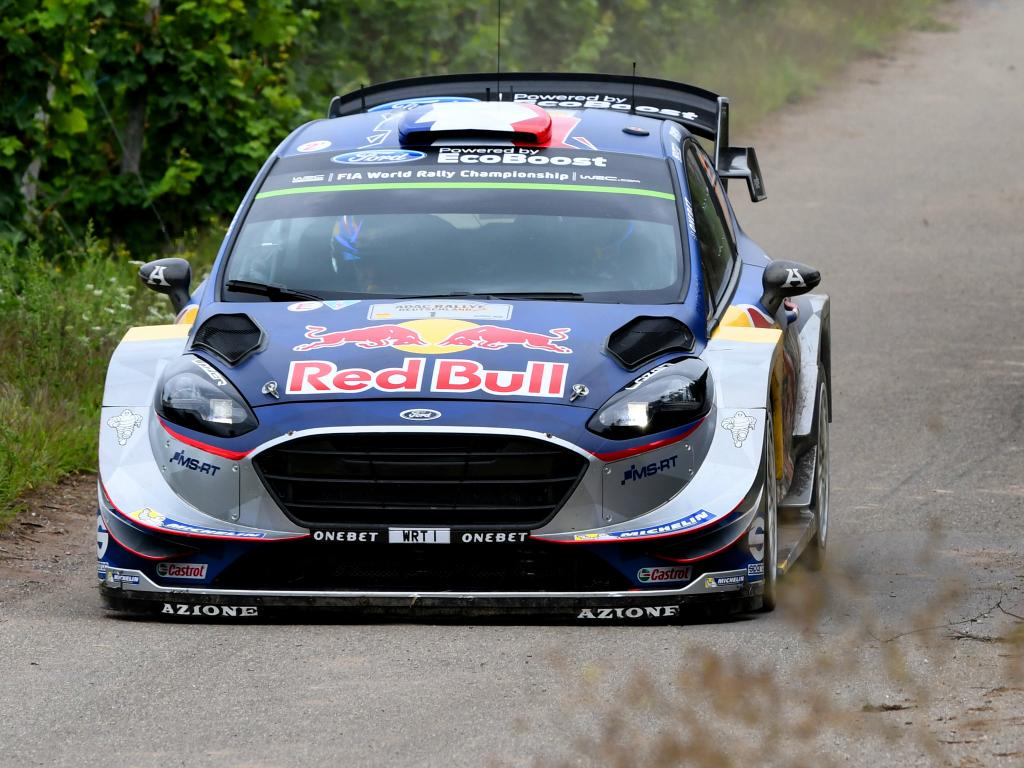 Sébastien Ogier nouveau leader du championnat du monde WRC
