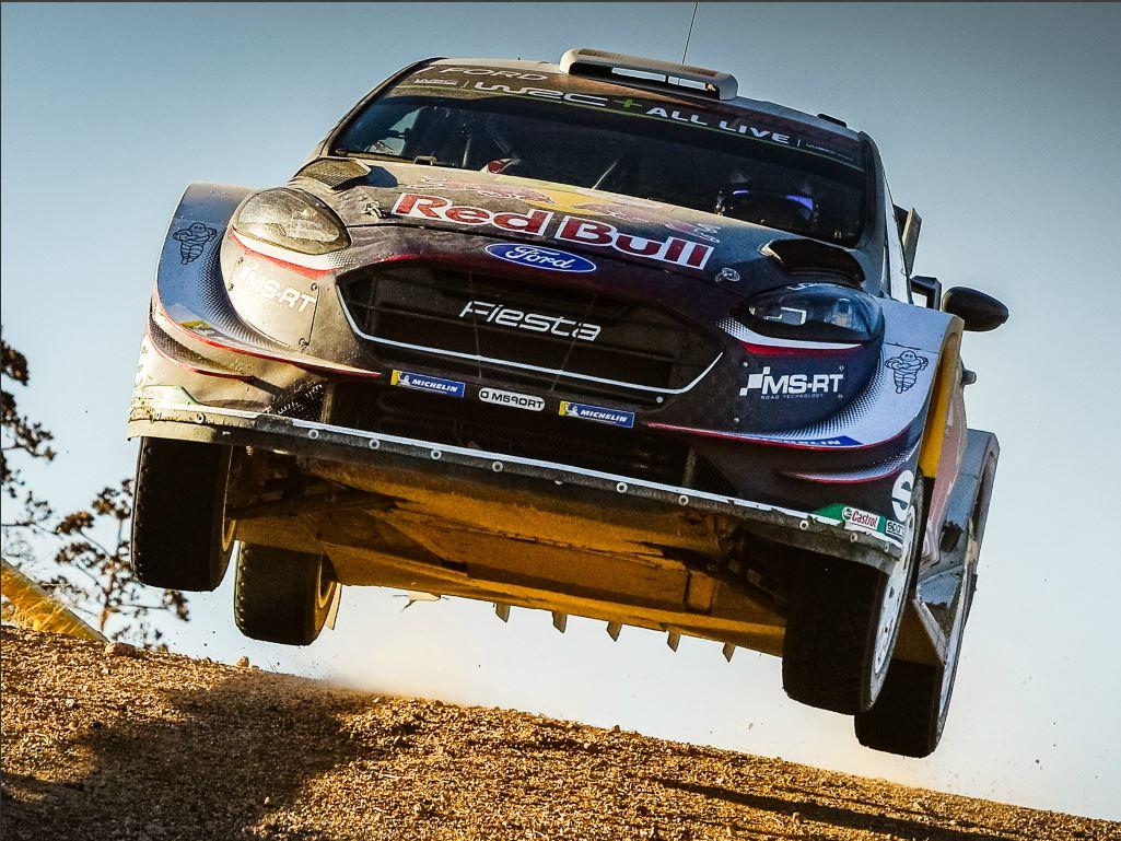 Sébastien Ogier s'est imposé lors du rallye du Mexique