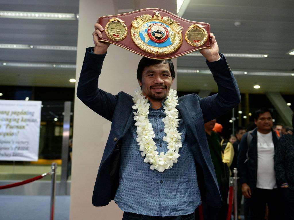 Pacquiao battu par Horn dans la polémique — Welters