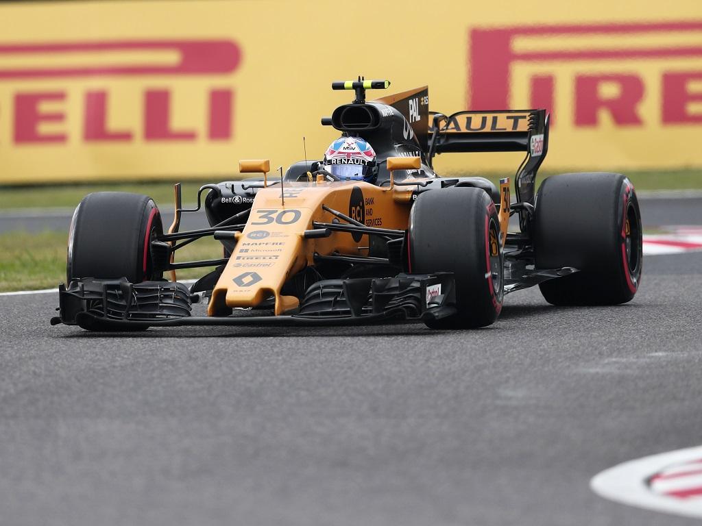Sainz remplacera Palmer chez Renault dès Austin