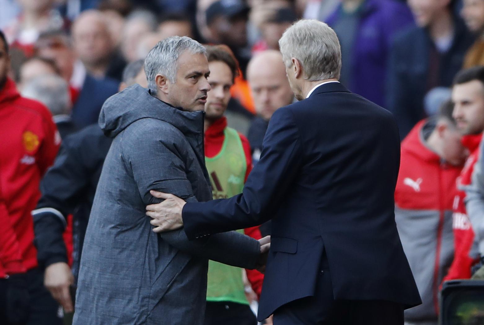 Mourinho ne supporte pas cette rumeur sur Salah — PL