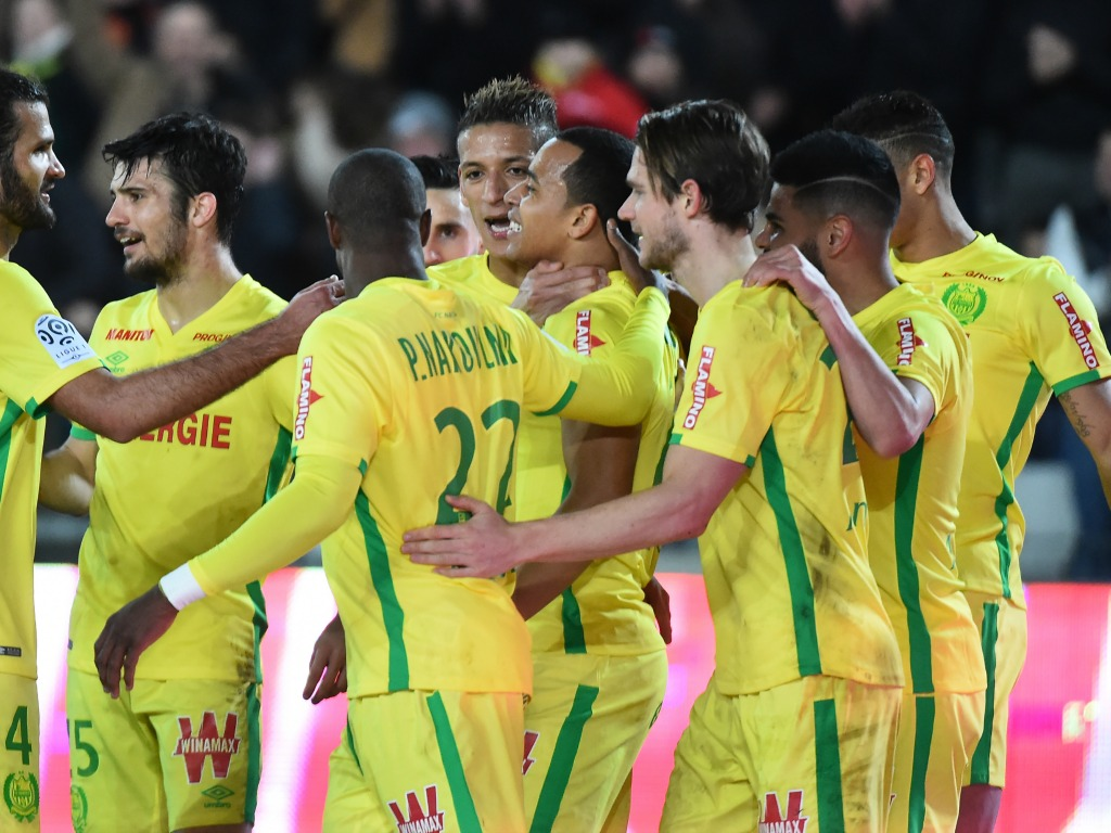 FC Nantes Les Canaris s'imposent largement face à Dijon