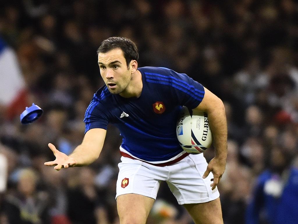 XV de France : Jalibert et Bastareaud sélectionnés contre l'Irlande, pas Serin