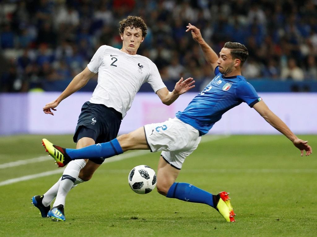 CDM, Hernandez et Tolisso titulaires contre l'Australie — Bleus