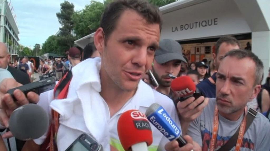 Paul-Henri Mathieu a eu le dernier mot — Roland-Garros