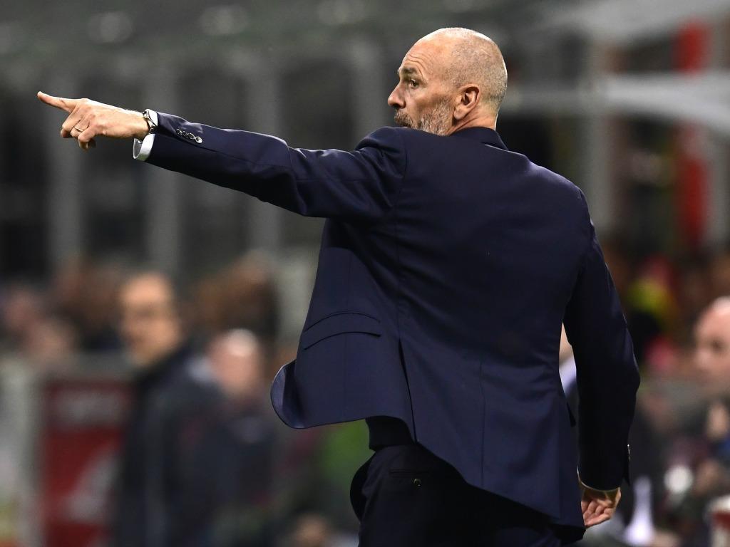 L'Inter se sépare de son entraîneur Stefano Pioli