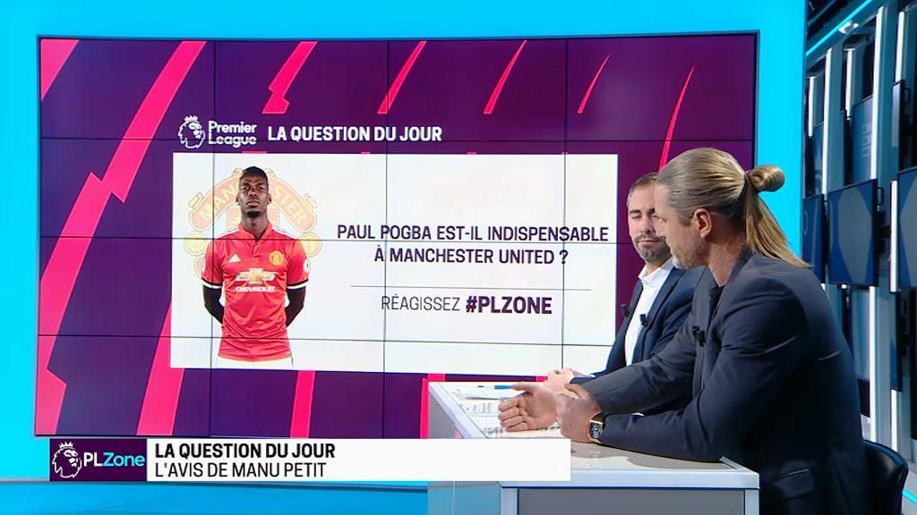 Pogba revient sur son carton rouge — Man Utd