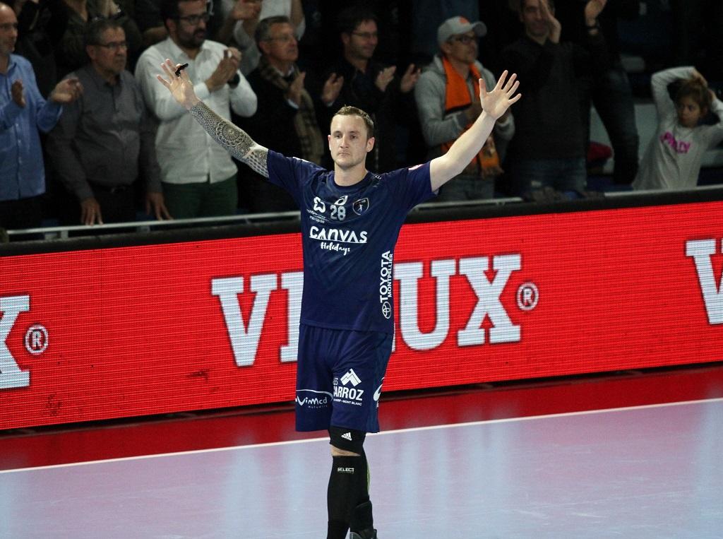 Montpellier affronte Barcelone ce samedi — Hand