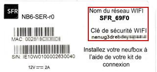 Configurer La Connexion Wifi Des Box Nb6 Et Plus Sfr