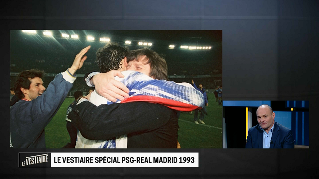 Le pronostic de David Ginola — Real-PSG