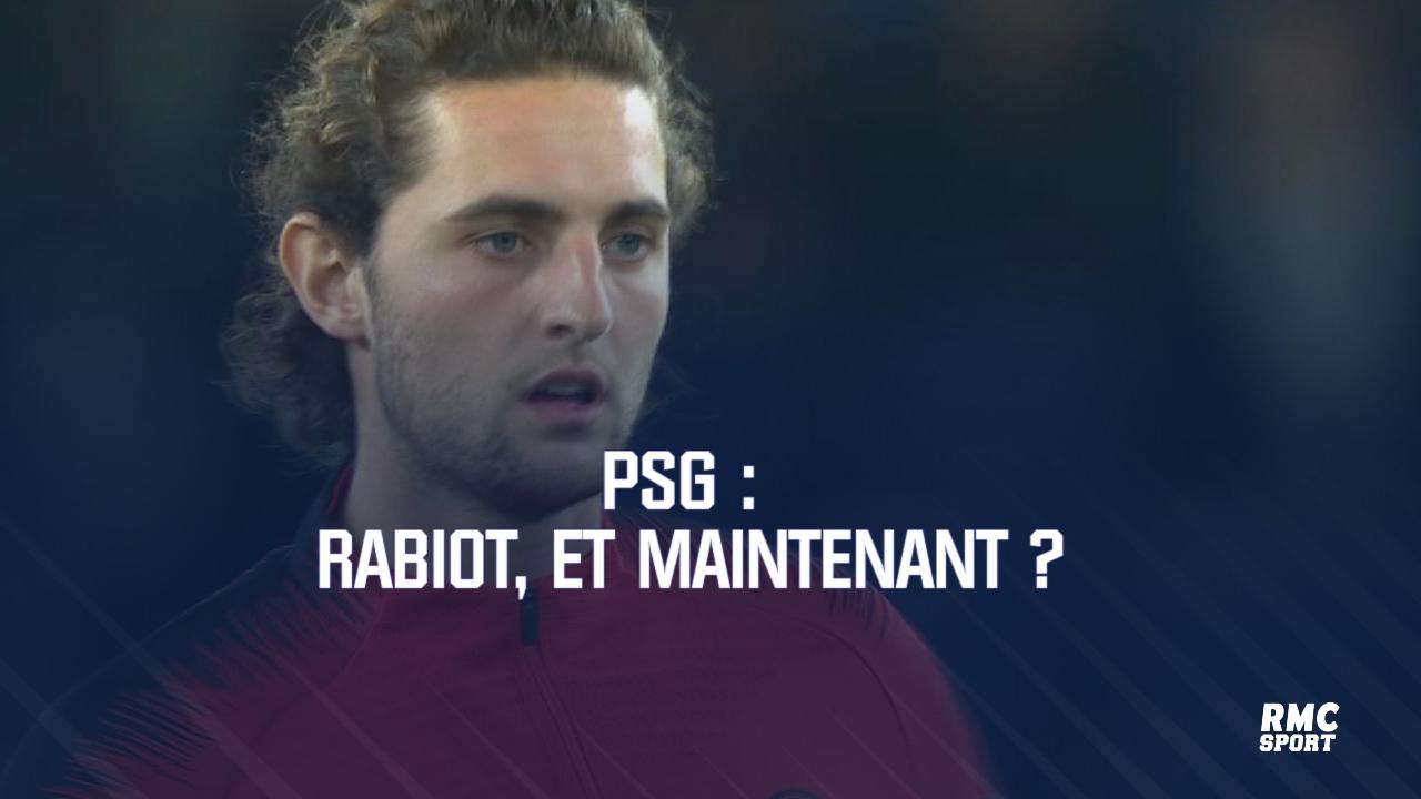 Que doit faire le PSG avec Adrien Rabiot ?