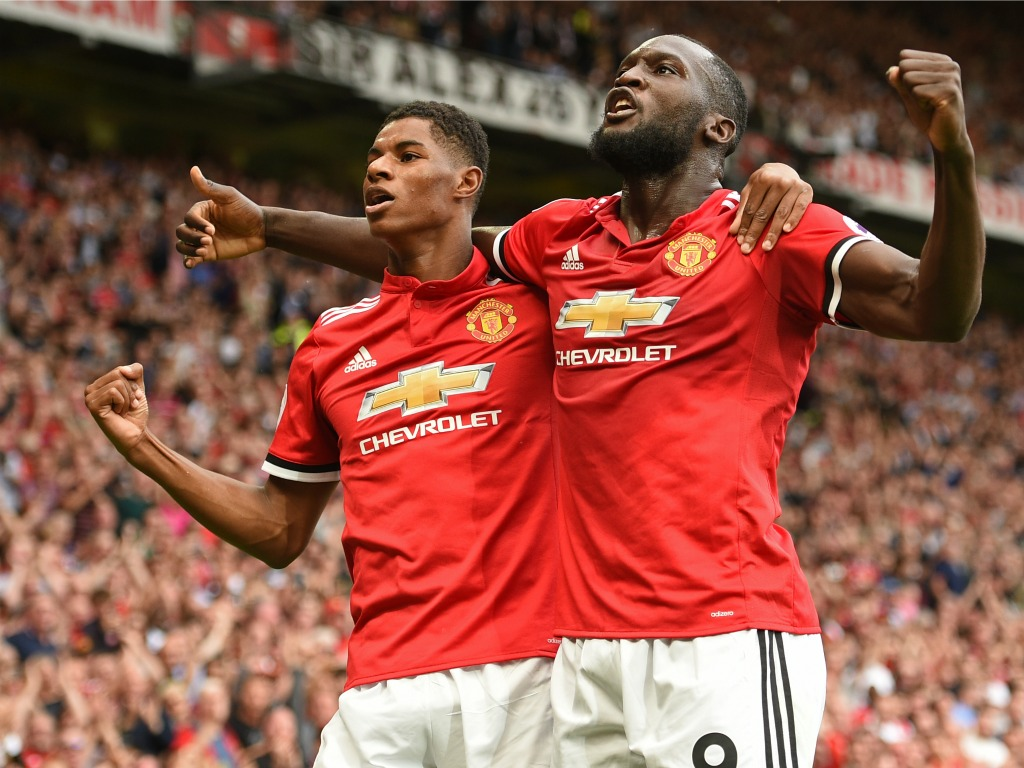 Man Utd enchaîne contre Leicester — Premier League
