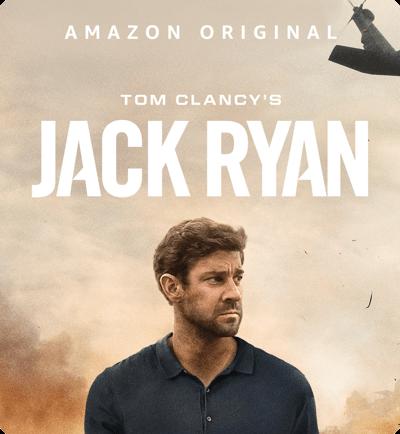 Affiche film Jack Ryan