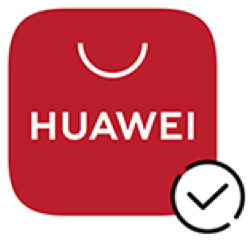 Illustration HUAWEI AppGallery