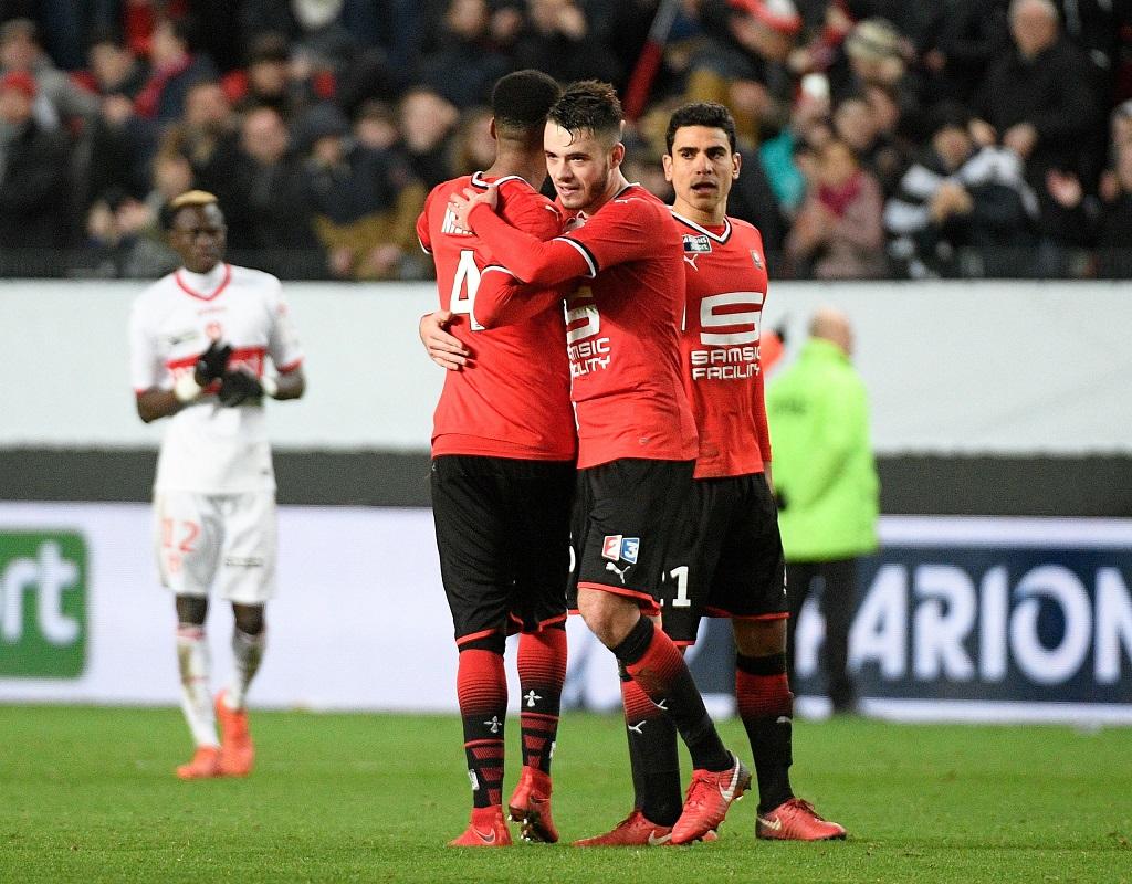 À dix, Rennes se relance contre Toulouse