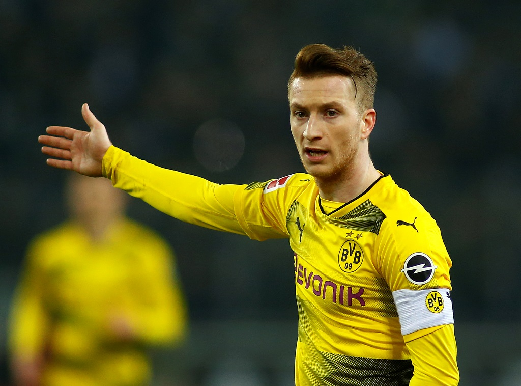 M'Gladbach-Borussia Dortmund 0-1, Reus offre la victoire à Dortmund