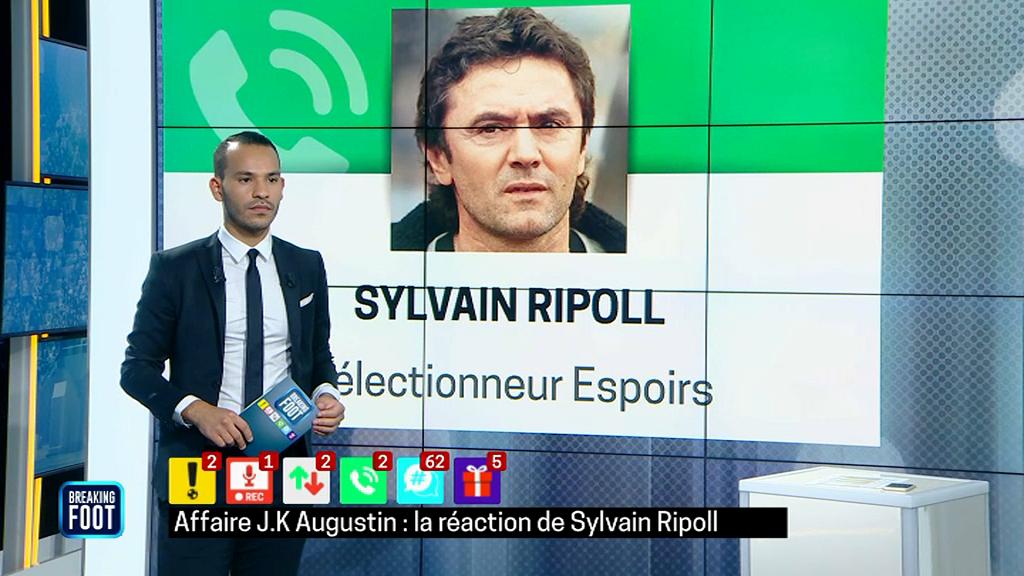 EdF Espoirs : Ripoll révèle pourquoi il a viré Augustin