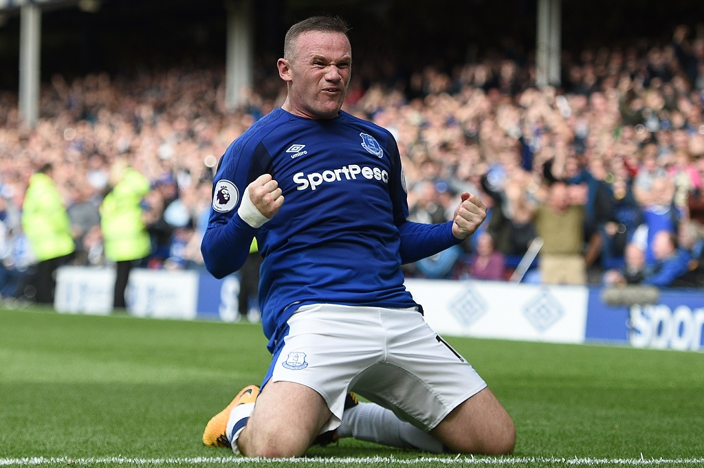 Manchester City arrache le nul contre Everton, Rooney buteur