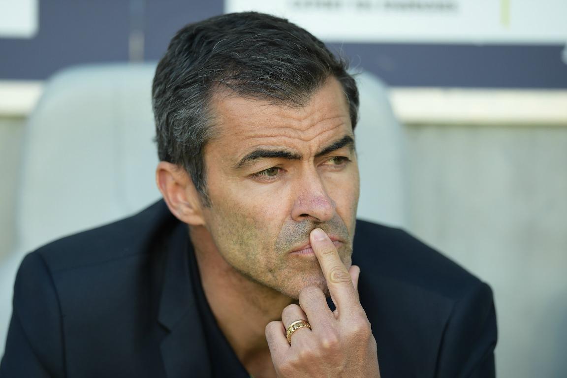 Reginald Ray est le nouvel entraîneur de Bastia — Officiel