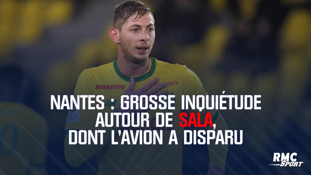FC Nantes : L'avion transportant Emiliano Sala porté disparu