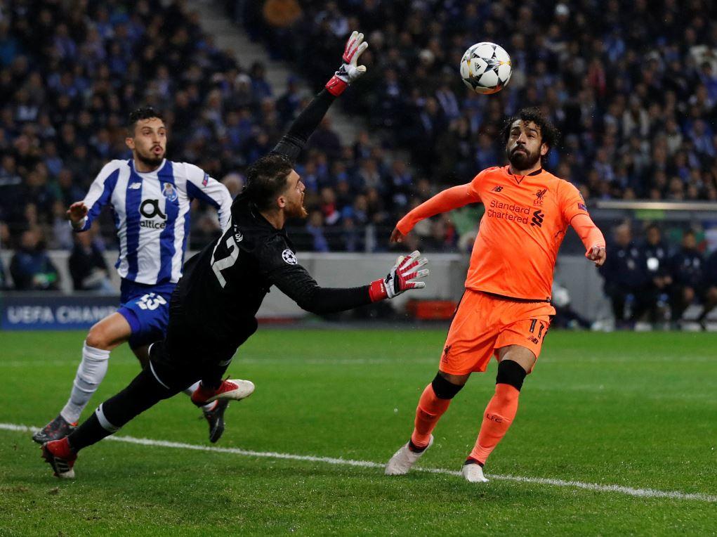 Liverpool s'éclate à Porto — Ligue des champions