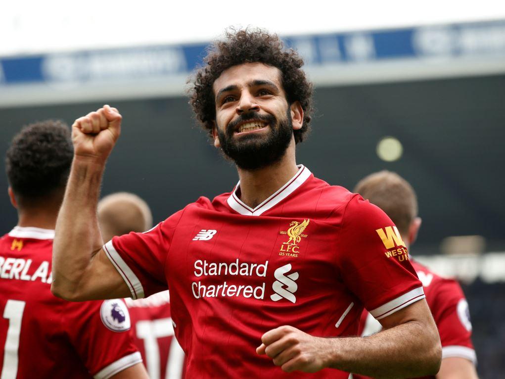 Mohamed Salah a brillé toute la saison en Premier League